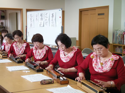 コンサート/堺市 介護施設 認知症予防